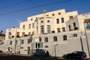 Belgrade French Embassy