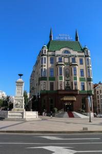 Белград, Отель Москва - Belgrade, Hotel Moscow