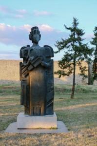 Belgrade Fortress Monument to Despot Stefan Lazarevic