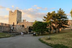 Belgrade Fortress Despot Stefan Tower