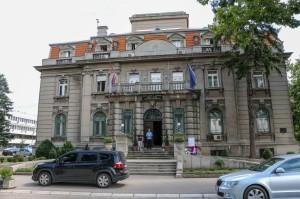 Nish, Town Hall
