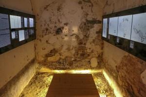 Ljubljana Castle, prison cell