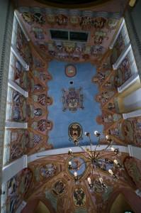 Ljubljana Castle, Castle Chapel of St George
