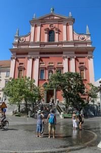 Ljubljana, Franciscan Church of the Annunciation (01)