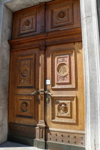 Ljubljana, Franciscan Church of the Annunciation (02)