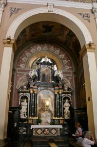 Ljubljana, Franciscan Church of the Annunciation (05)