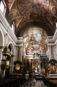 Ljubljana, Franciscan Church of the Annunciation (06)