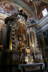 Ljubljana, Franciscan Church of the Annunciation (10)