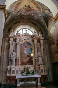 Ljubljana, Franciscan Church of the Annunciation (16)