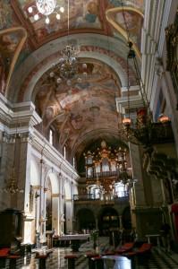 Ljubljana, Franciscan Church of the Annunciation (28)