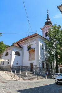 Ljubljana, St. Florian's Church (1)
