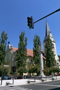 Ljubljana, St. James's Parish Church (1)
