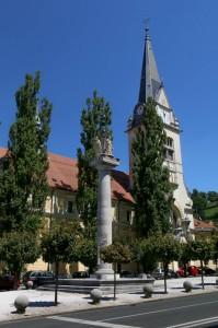 Ljubljana, St. James's Parish Church (2)