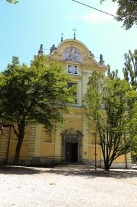 Ljubljana, St. James's Parish Church (8)