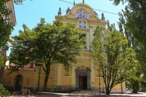 Ljubljana, St. James's Parish Church (9)