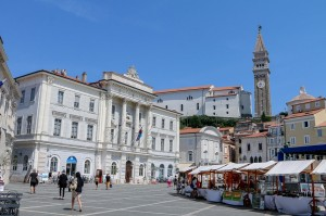 Piran, Tartini Square