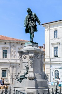 Piran Giuseppe Tartini Monument