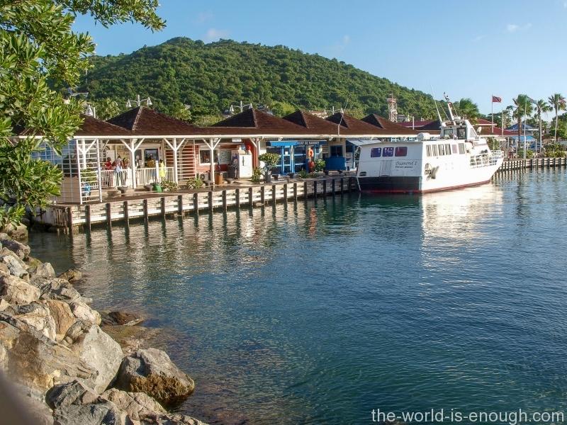 Saint Martin, Marigot
