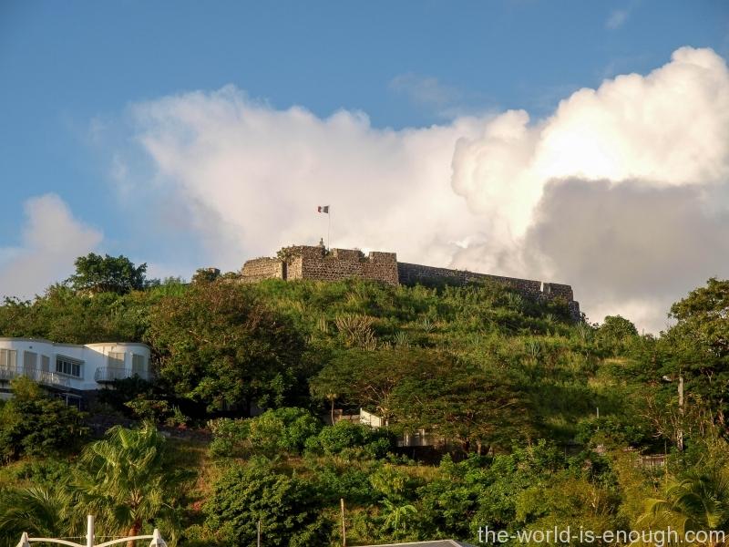 Fort Luis, Saint Martin, Marigot