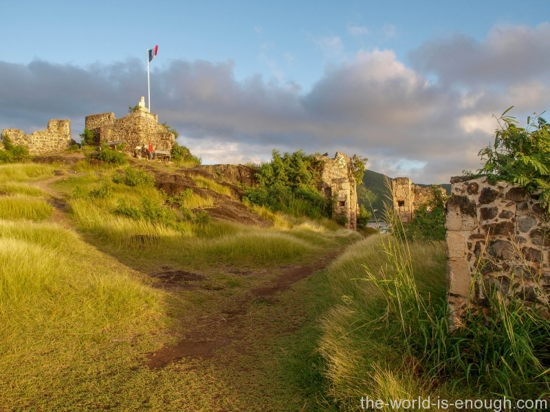Fort Louis, Marigot, Saint Martin