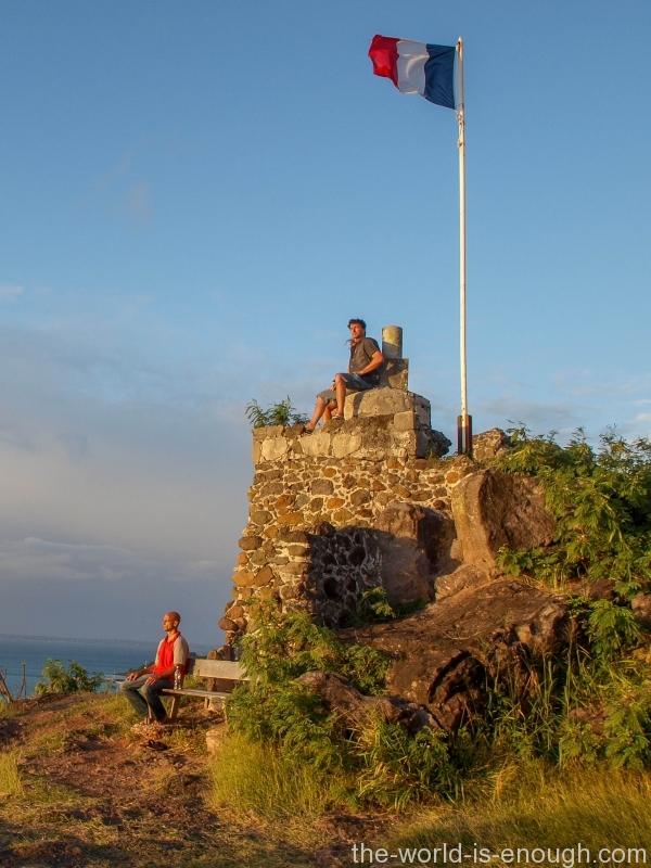 Fort Louis, Marigot, Saint Martin