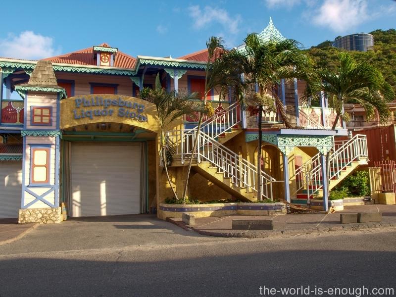 Philipsburg, Sint-Maarten