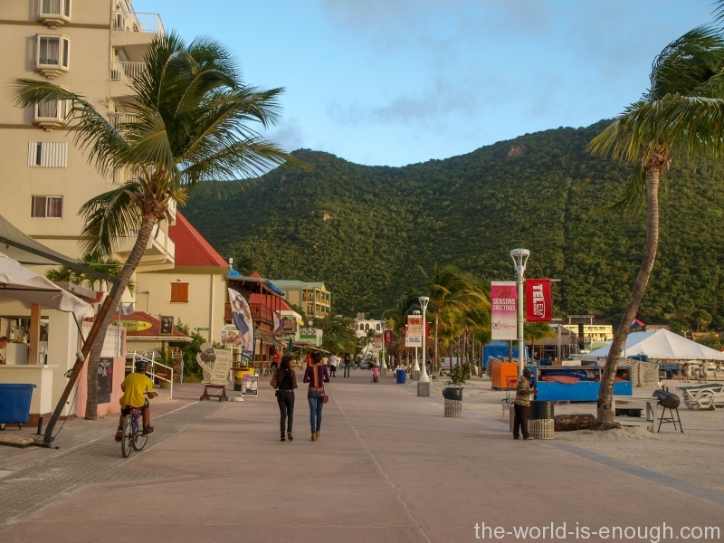 philipsburg, st. maarten, dutch antilles