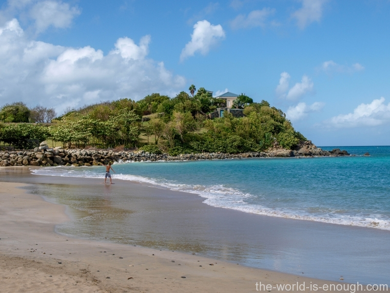 Saint Martin Island, Frair`s Bay