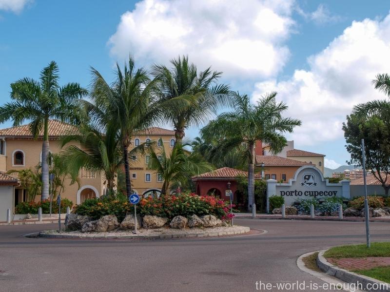 Porto Cupecoy, Sint Maarten
