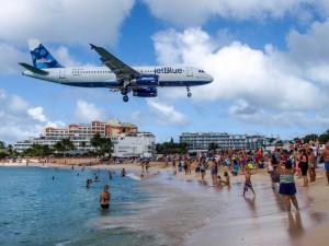 Пляжи Синт Мартена. Sint Maarten beaches