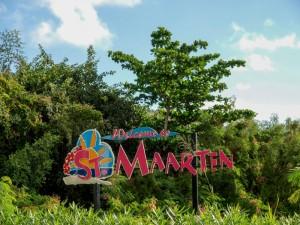 Остров Сен-Мартен / Синт Мартен. Sint Maarten / Saint Martin