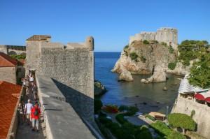 Крепости Дубровника