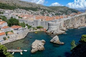 Крепостные стены Дубровника - The Walls of Dubrovnik