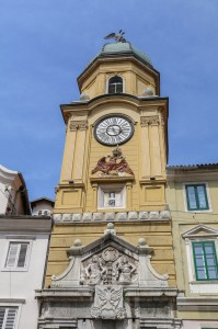 Rijeka City Clock Tower