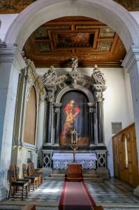 Šibenik, The church and monastery of St. Frane