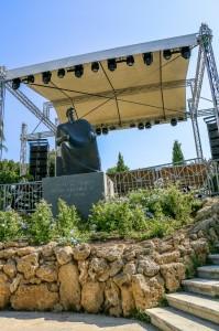 Šibenik, Peter Krešimir IV of Croatia monument