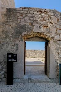 Šibenik, St. Michael's Fortress