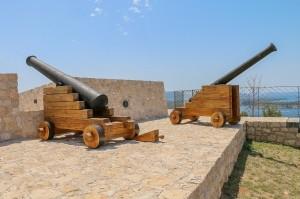 Šibenik, Barone Fortress