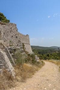 Šibenik, St. John's Fortress