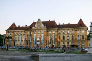 Zagreb Republic of Croatia Square (01a)