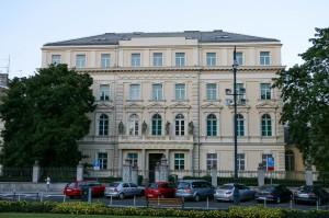 Zagreb Republic of Croatia Square, Croatian Camping Association
