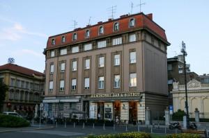 Zagreb Republic of Croatia Square, Hemingway Lounge Bar