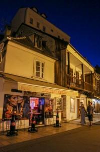 Zagreb Night Tkalčićeva Street