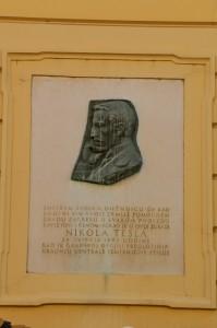 Zagreb, Nikola Tesla House