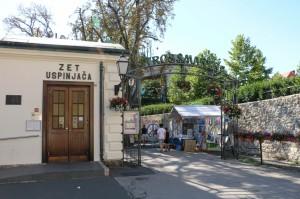Zagreb Funicular Station