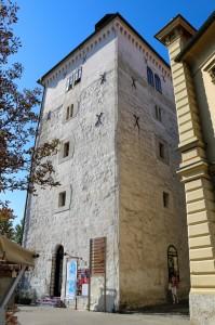 Zagreb Lotrščak Tower