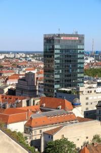 Zagreb 360° - observation deck