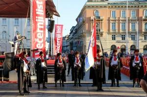 Zagreb Ban Jelačić Square