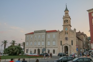 Split, Church and Monastery of St. Francis