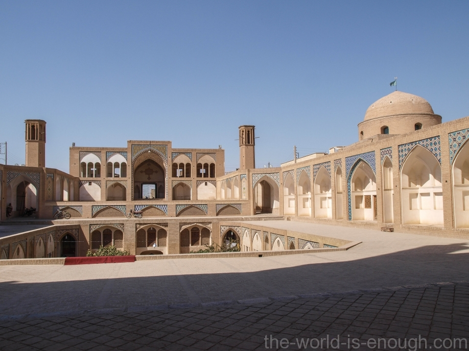 Agha Bozorg Mosque Kashan
